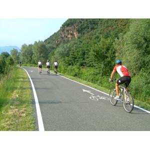 Тест на знание расположения велодорожек