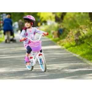 Советы по обучению детей катанию на велосипедах