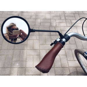 Какое зеркало для велосипеда выбрать