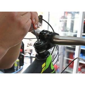 Ремонт велосипеда: Как устранить люфт в рулевой колонке