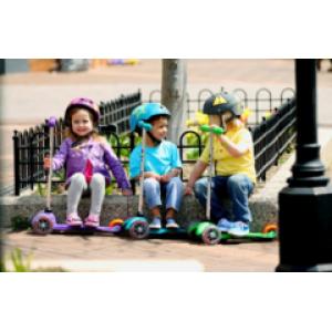 Диаметр колёс для детского самоката
